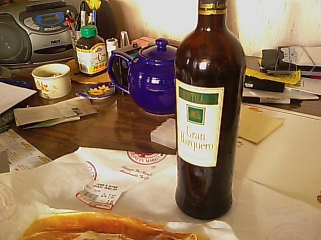 Sherry & Bayonne Ham