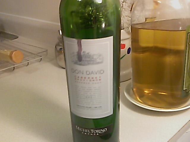 Don David, cabernet sauvignon, Michel Torino, Argentina